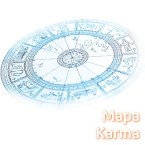 Mapa Karma