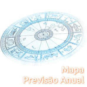 Mapa de Previsão Anual