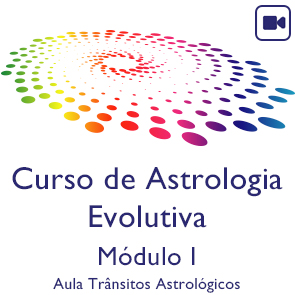 Curso Astrologia Evolutiva - Trânsitos Astrológicos - vídeo