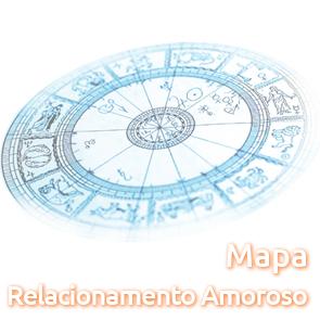 Mapa de Relacionamento Amoroso